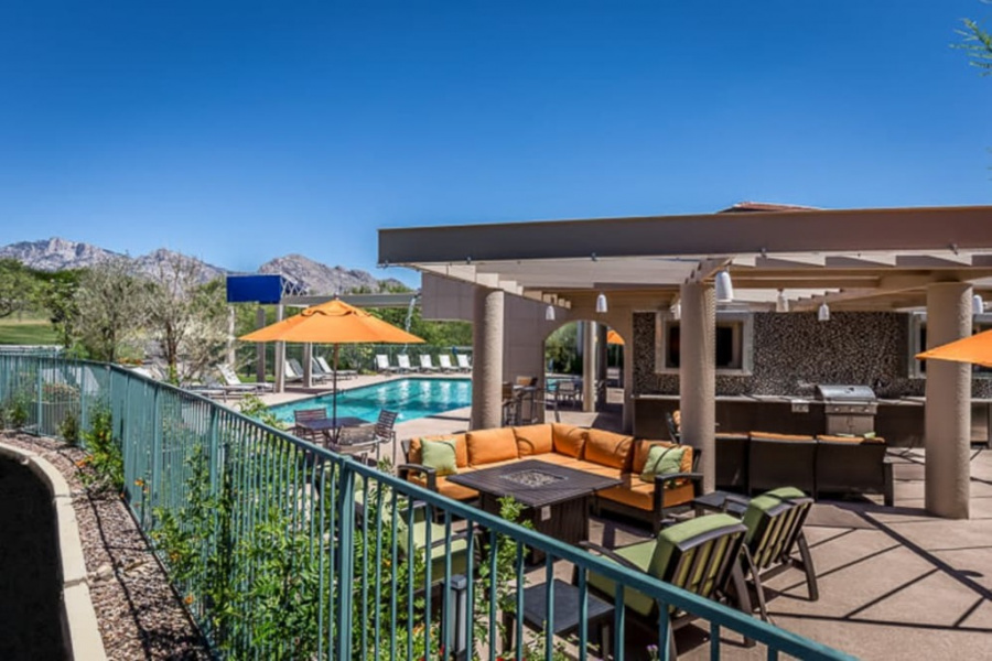 10950 N. La Canada, Oro Valley, United States 85737, 3 Bedrooms Bedrooms, ,2 BathroomsBathrooms,Apartment,Furnished,The Golf Villas at Oro Valley,N. La Canada,1214